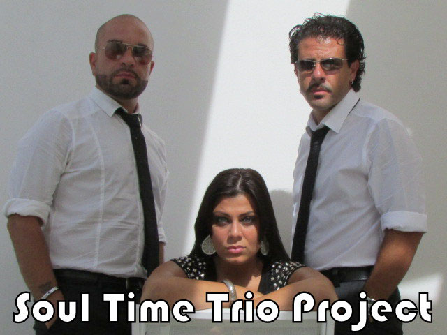 Soul Time Trio - via balzano 40